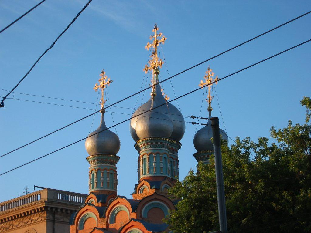 Moscou églises orthodoxes