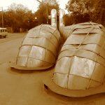 Moscou tuyaux eau chaude