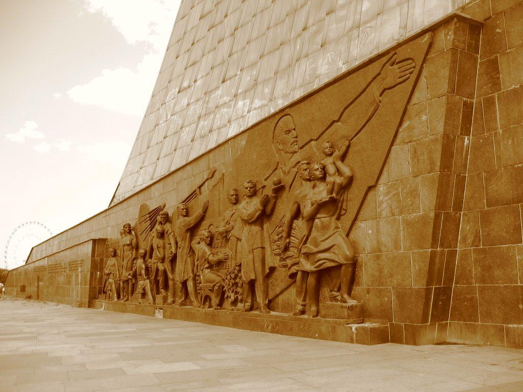 Photos de Moscou musée de l'espace