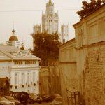 Tours stalinienne à Moscou