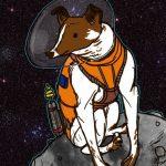 Laïka, chien de l'URSS