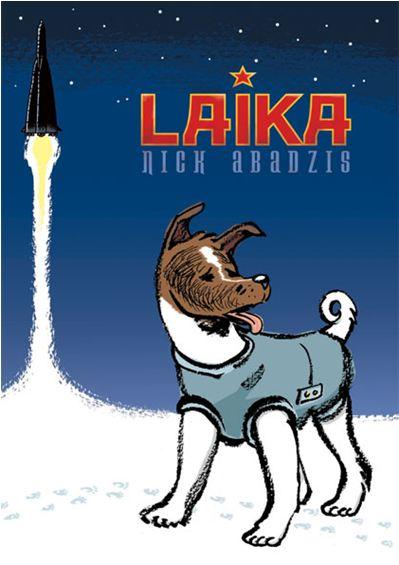 Laïka le chien cosmonaute