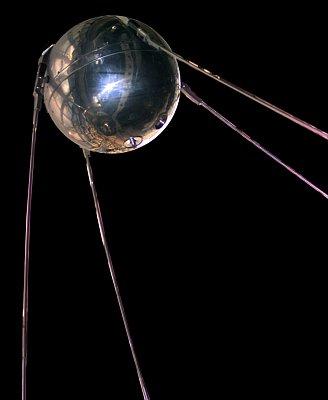 Spoutnik le 1er satellite