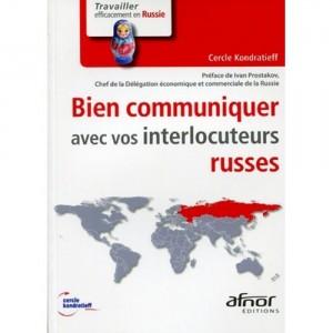 Livre – Bien communiquer avec vos interlocuteurs russes
