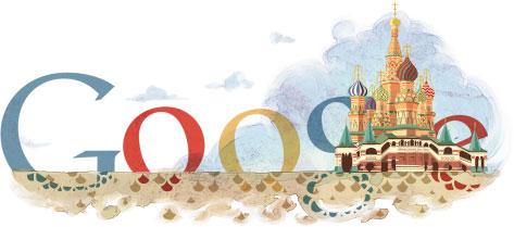 Google parle le russe
