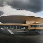 Architecture soviétique - un cirque (Frédéric Chaubin)