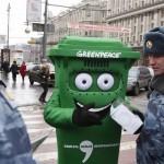 Les déchets en Russie