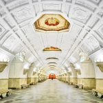 Station-Belorusskaya-Métro-de-Moscou-station-Belorusskaya