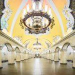 Station-Komsomoslskaya-Métro-de-Moscou