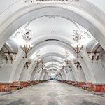 Station-Arbatskaya-Métro-de-Moscou