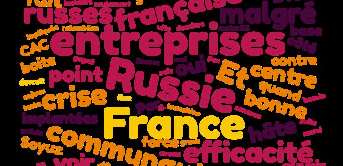 Français en Russie