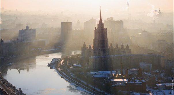 Excursion a Moscou en Russie