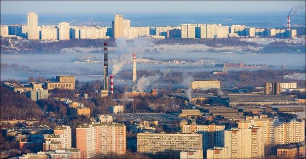 Moscou, capitale de Russie