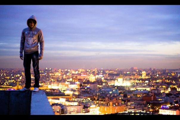 Urban photo... quelque part à Moscou ?