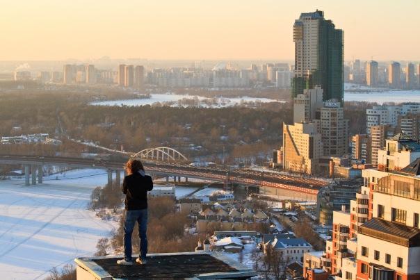 Urban photo... quelque part en Russie ?