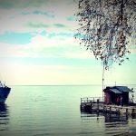 Acostage au lac Baïkal - VGT