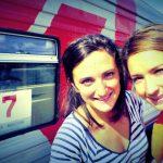 Nos deux blogueuses embarquent pour la Sibérie