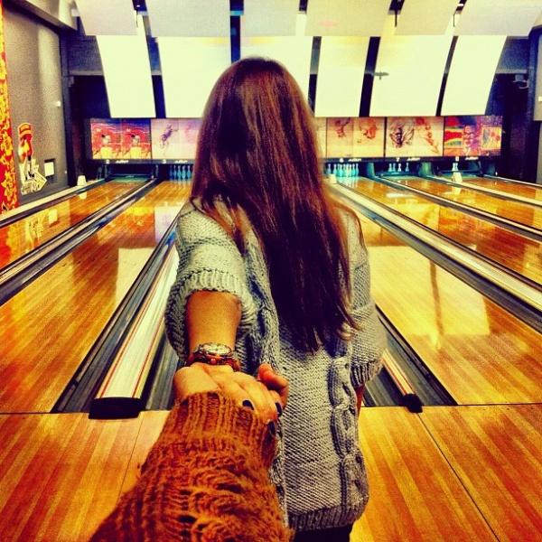 Au bowling à la russe
