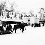 La troïka fait son passage, Ded Moroz ne manquera pas d'apporter un peu de chaleur dans les chaumières