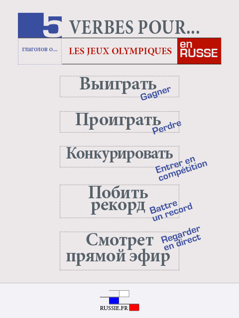 Vocabulaire-jeux-olympiques-russe