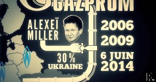 Vidéo Gazprom