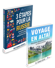 Objectif Russe / Voyage en Altaï