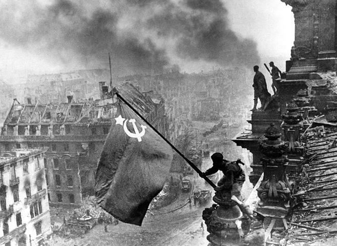Khaldeï - la victoire des russes sur les nazis