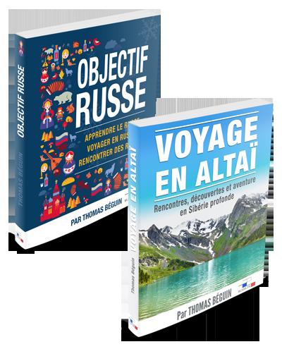 Voyage en Altaï et Objectif Russe