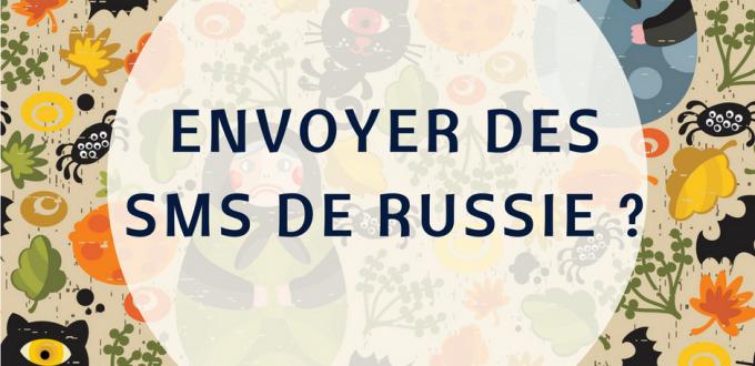 Les SMS et textos de russie