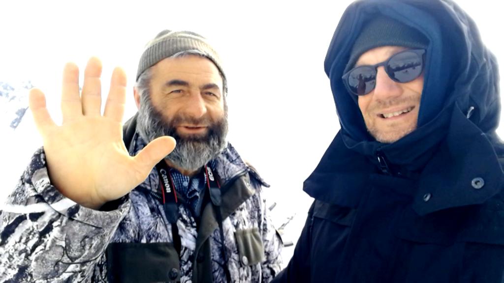 Caucase Dombaï