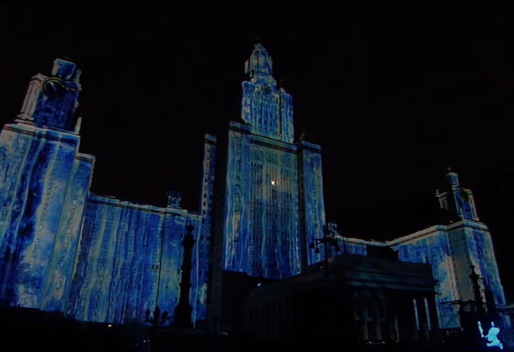 Moscou en 3D
